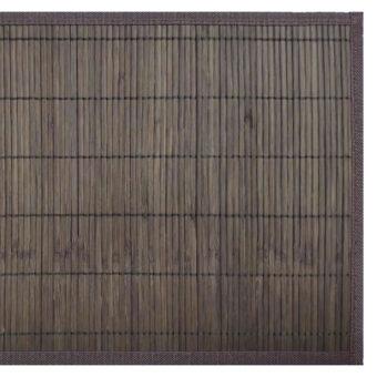 Bamboo Placemat Dark Brown