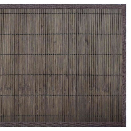 Bamboo Placemat Dark Brown
