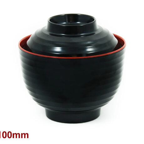 Miso Soup Bowl with Lid