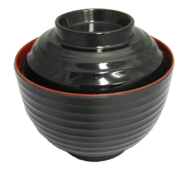 Ribbed Miso Soup Bowl