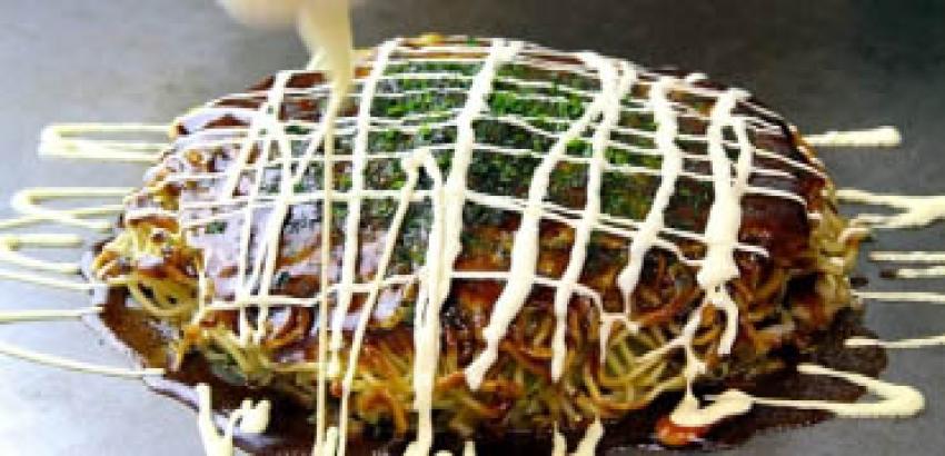 Osaka Okonomiyaki Recipe