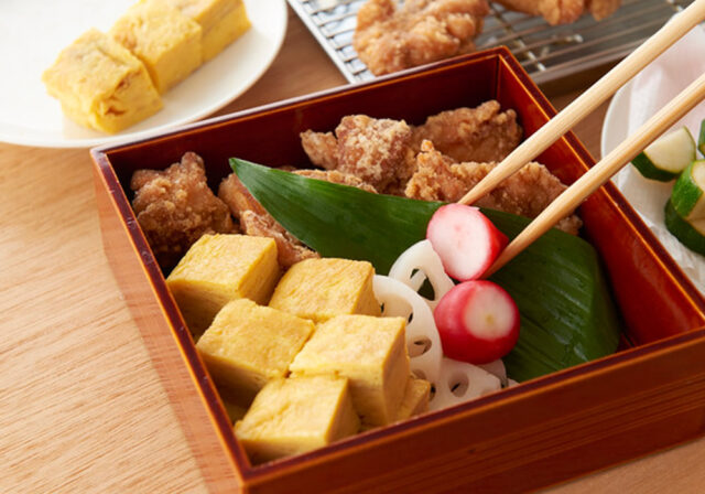 Koraku Bento (Picnic Lunchbox)