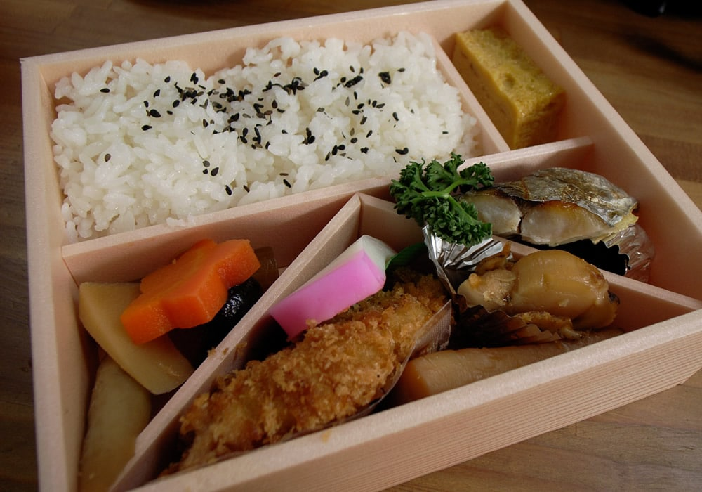 Makunouchi Bento (Between-Act Bento)