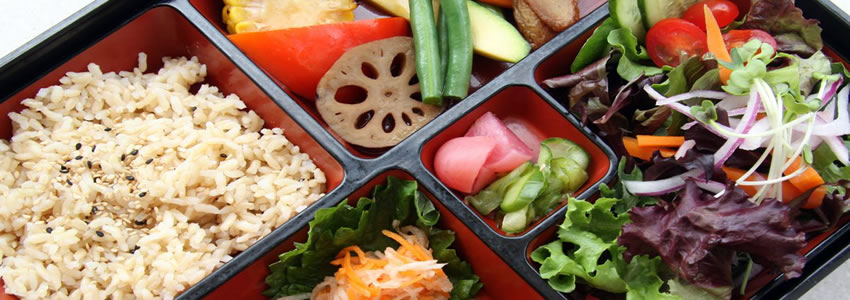 Popular Bento Box Ingredients