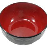 Soup Bowl Black Top