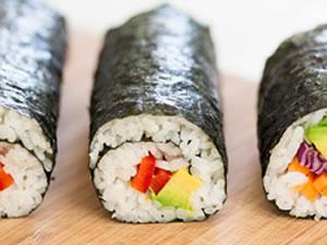 Sushi Popular Bento Meal