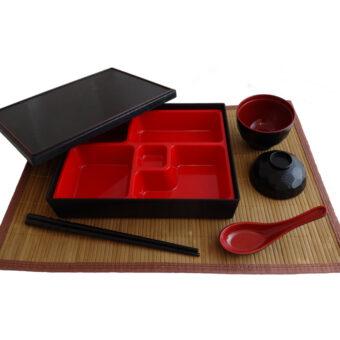 Bento Box Set with Placemat