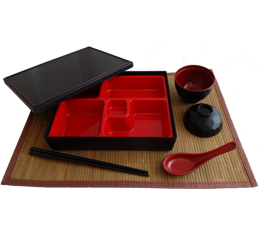 Bento Box Set with Placemat