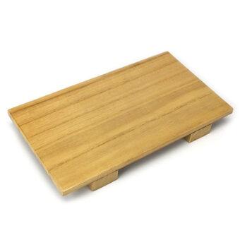 Wood Sushi Tray