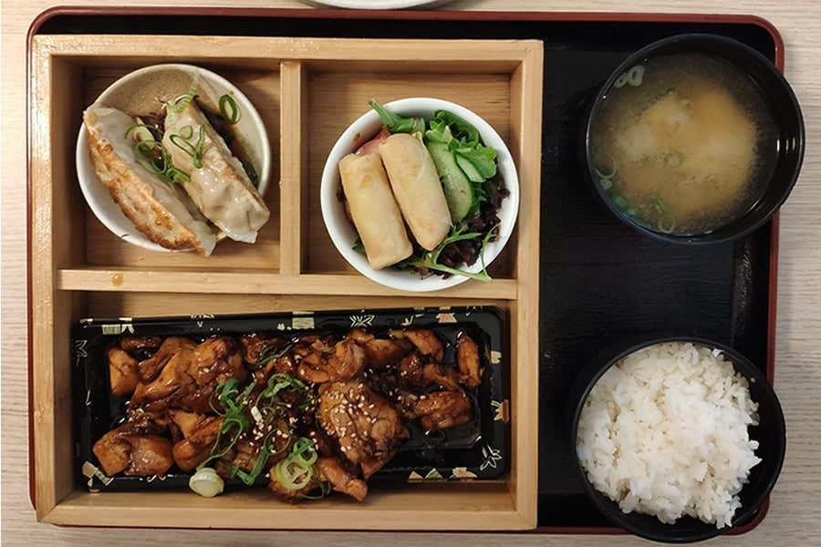 Superhiro Japanese Food Bar
