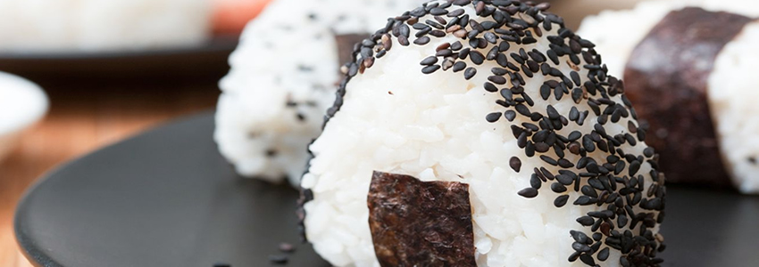 Bento Box Onigiri Rice Balls