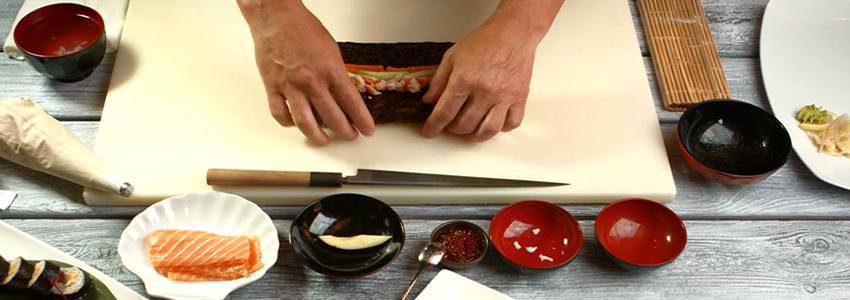 Making Bento Box