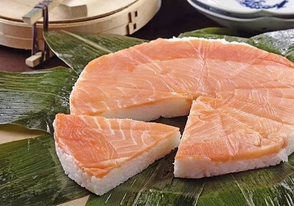Masu No Sushi Bento