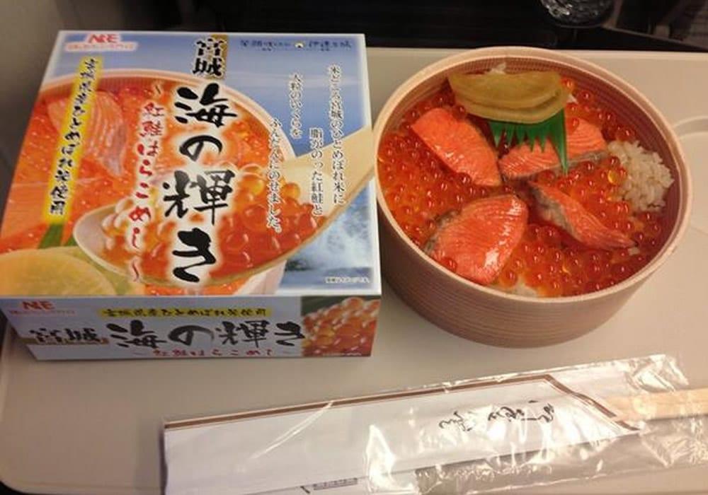 Sparkling Sea Bento