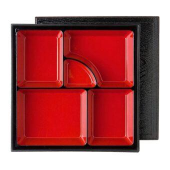 Shokado Square Bento Box