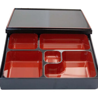 Square Traditional Bento Box