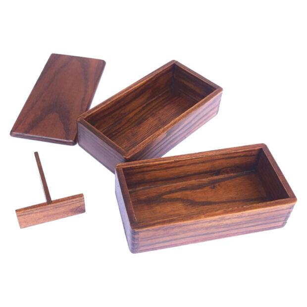 Camphor Wood Bento