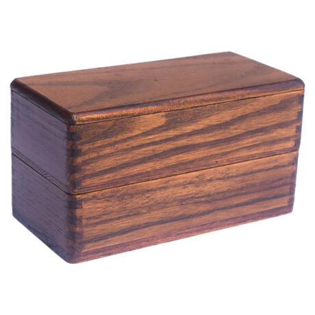 Camphor Wood Bento Box