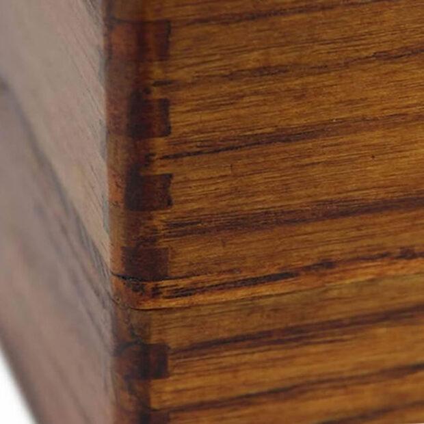 Wood Bento Box Joins