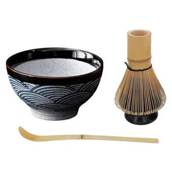 Traditional Japanese Matcha Tea Set