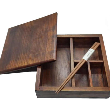 Wooden Bento Box