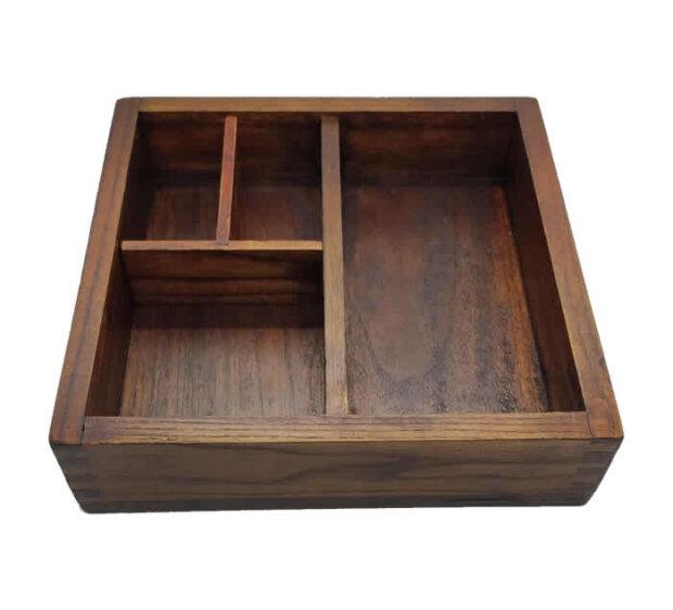 Wooden Bento Box Base