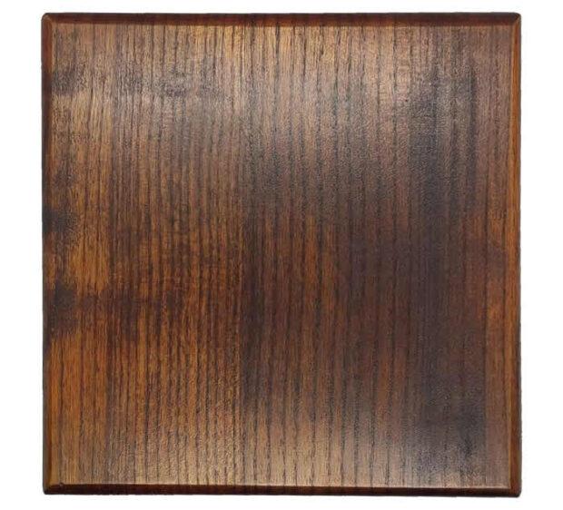 Wooden Bento Box Lid