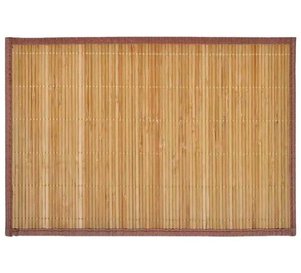 Bamboo Placemat Flat