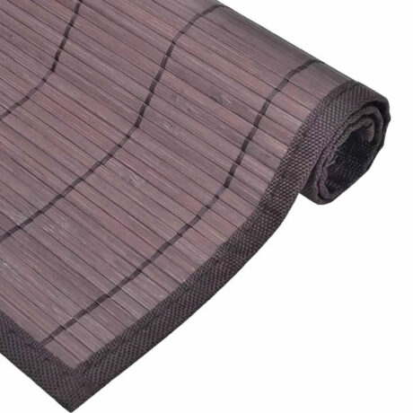 Bamboo Placemats Brown