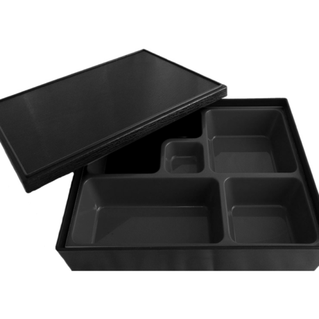 Black Traditional Bento