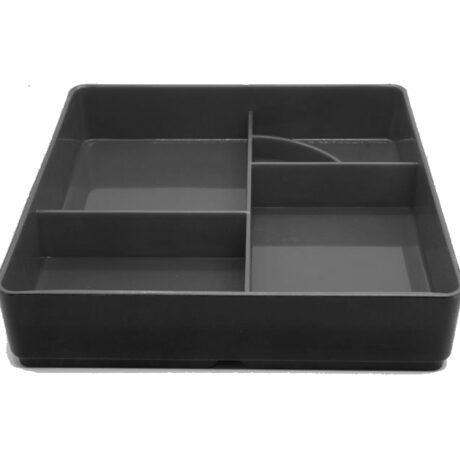 Small Black Bento Box Base
