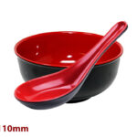 Soup Bowl Small with Spoon