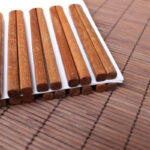 Wood Chopstick Set