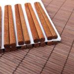 Wood Chopstick Set