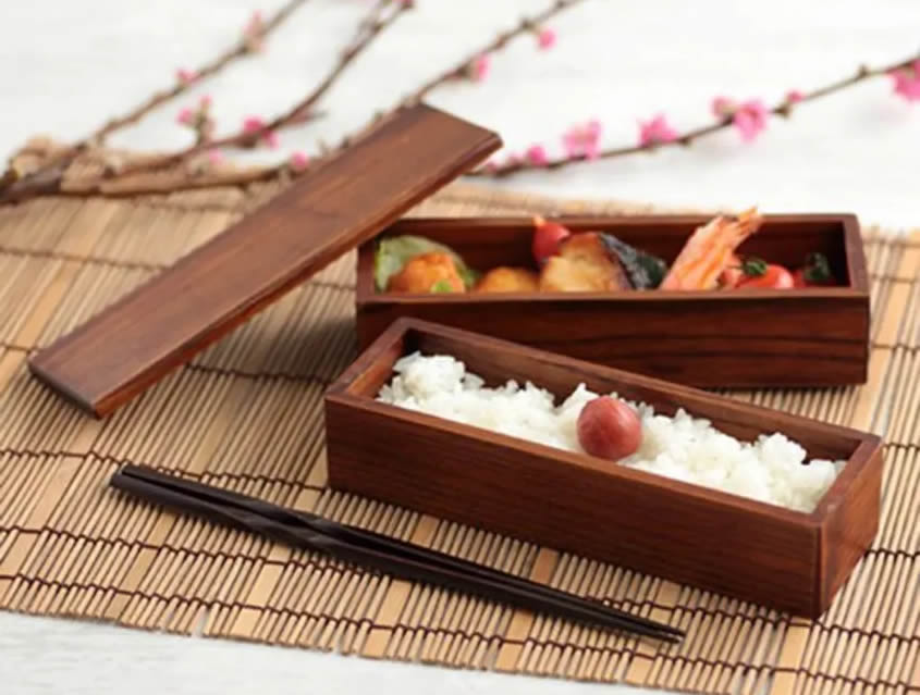 Wood Bento Boxes