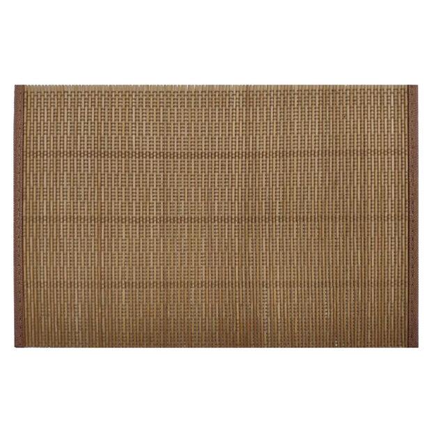 Bamboo Placemat Natural Top