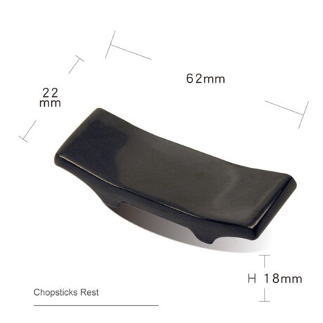 Chopstick Holder Black