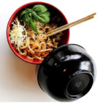 Noodle Bowl & Spoon Set
