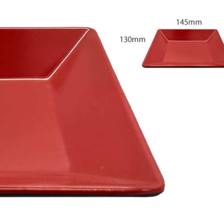 Square Side Tray