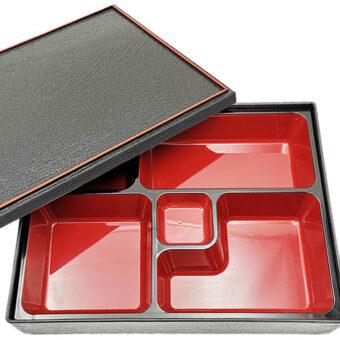 Shokado Bento Box Detail