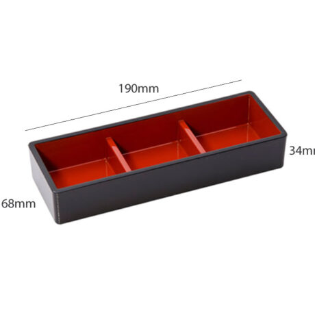 Small Divided Side Tray