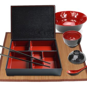 Bento Set With Placemat