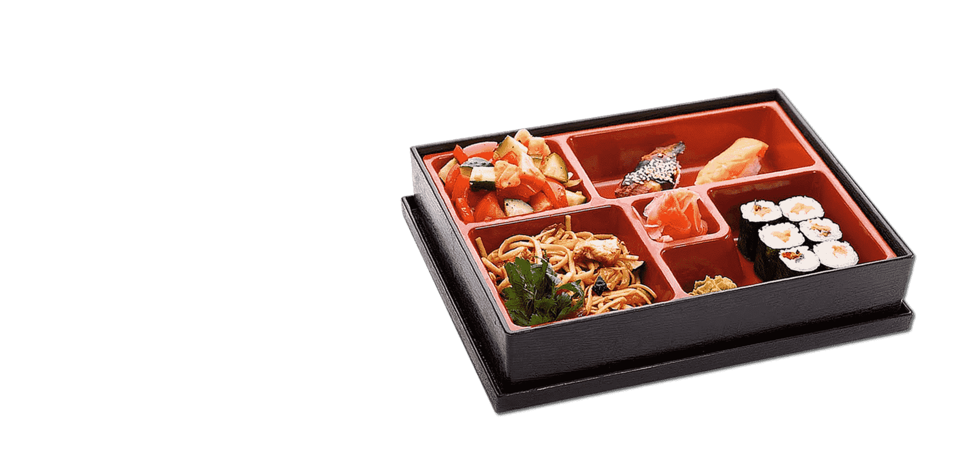 Traditional Bento Boxes