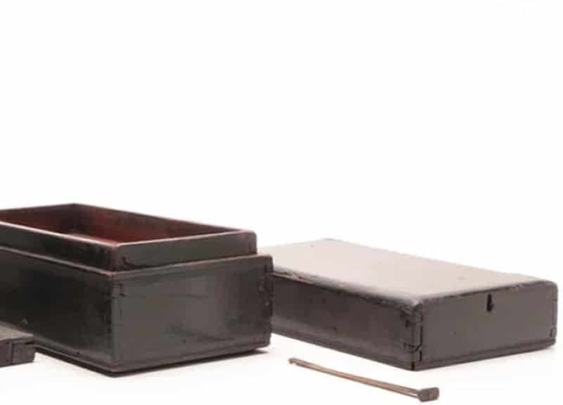 Antique Bento Boxes 2