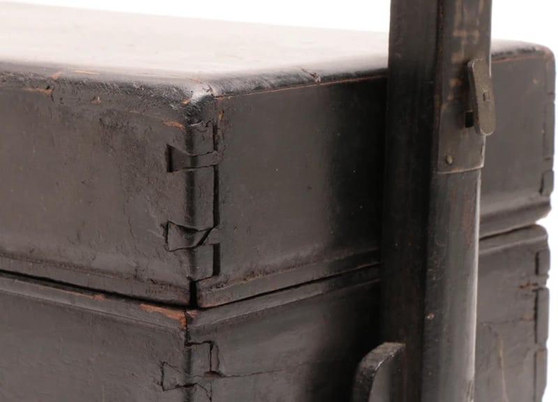 Antique Bento Boxes 4