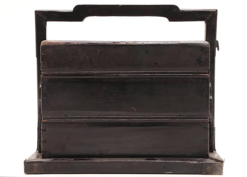 Antique Bento Boxes 5
