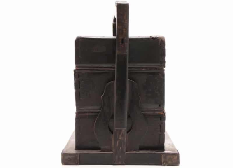 Antique Bento Boxes 6