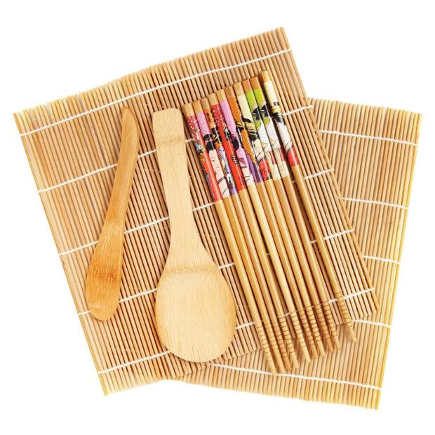 Bamboo Sushi Maker Set