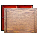 Kusunoki Wood Bento Box Large