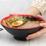 Extra Large Ramen Noodle Bowl 8.7″